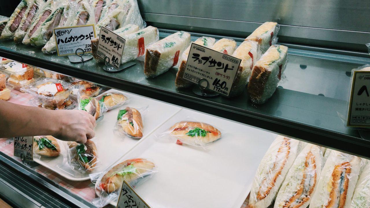 サンドウィッチコーナー