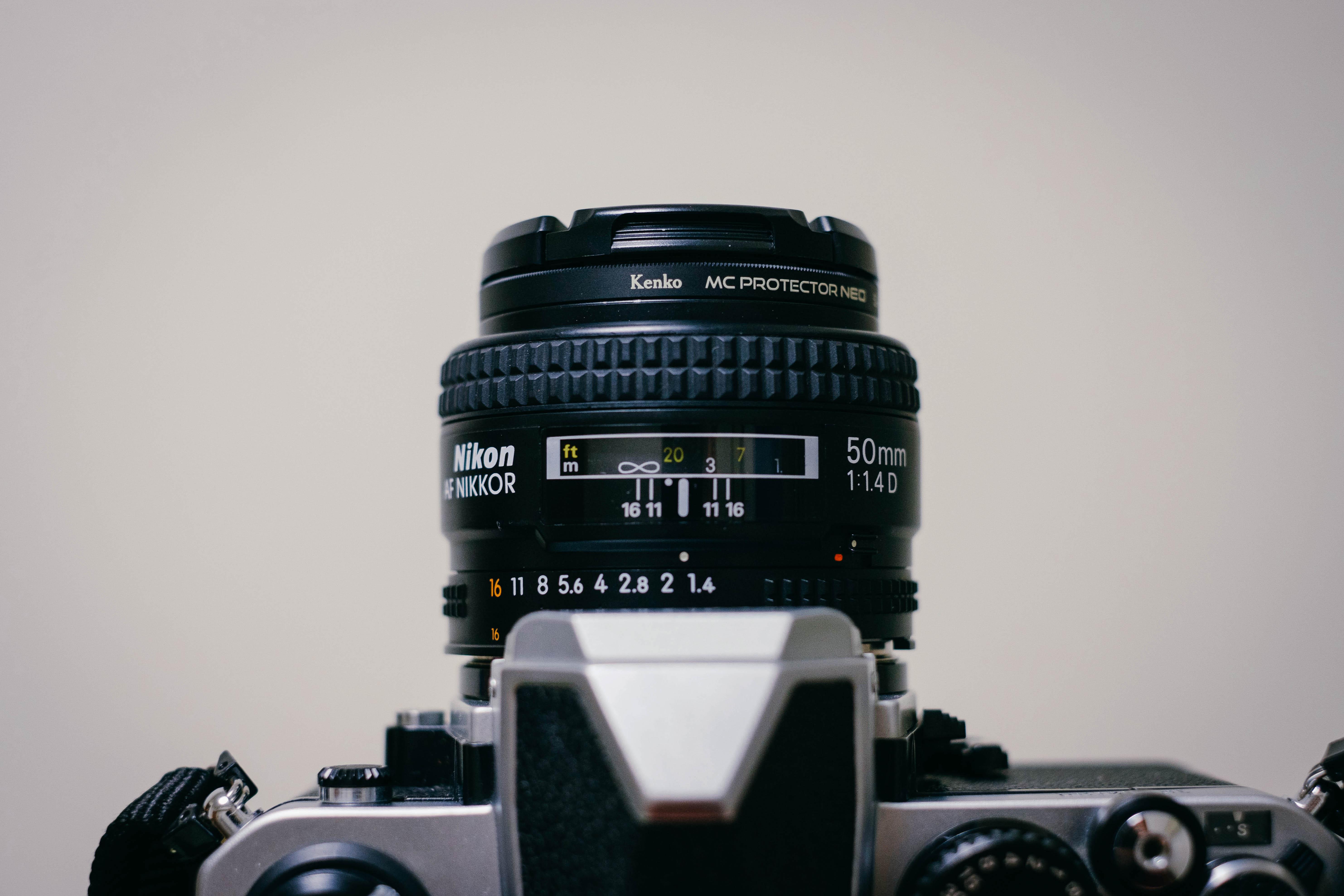 Nikon newfm